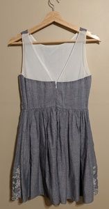 Speekless Dresses - Summer dress for special occasions - light grey